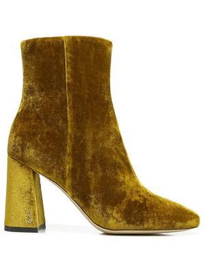Codie Velvet Boot