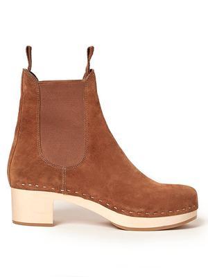 Annabelle Clog Chelsea Boot