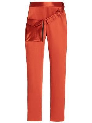 Slim Pant with Removable Pouch