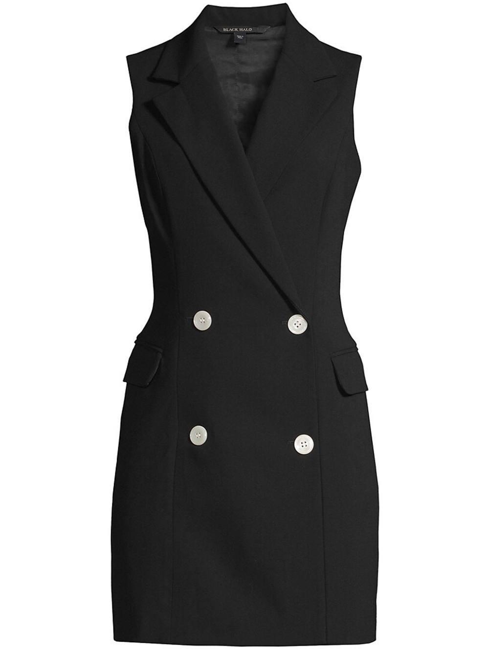 Rio Blazer Mini Dress Item # 3592687