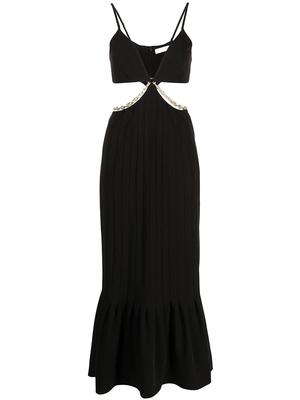 Ayla Cutout Midi Dress