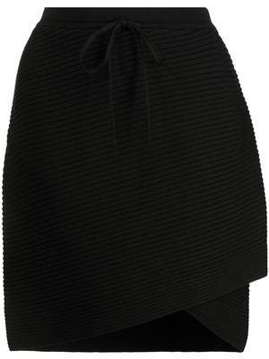 Sydney Compact Rib Knit Skirt