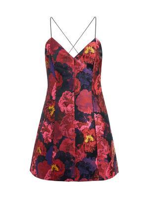 Tayla Structured Mini Dress