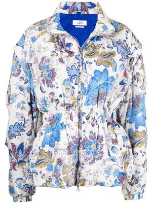 Dastya Floral Coat