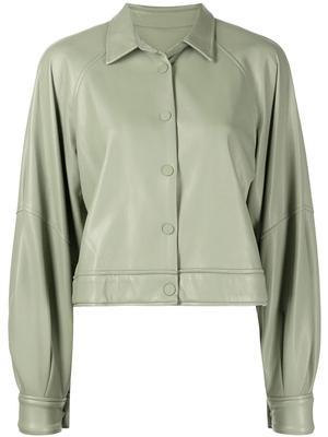Futuro Vegan Leather Jacket