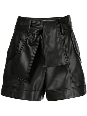 Leanne Belted Shorts