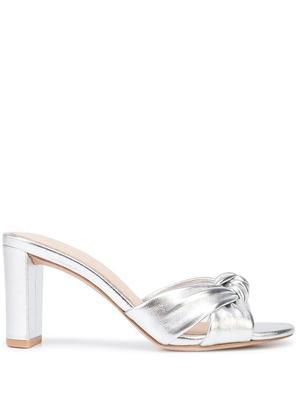 Ganita Metallic Sandal