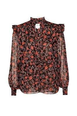 Analeigh Floral Top