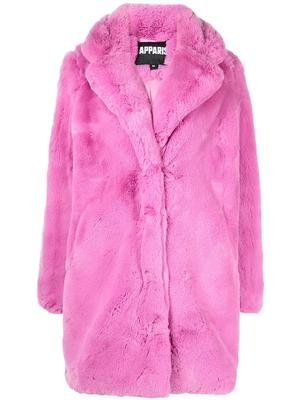Stella Pluche Faux Fur Jacket