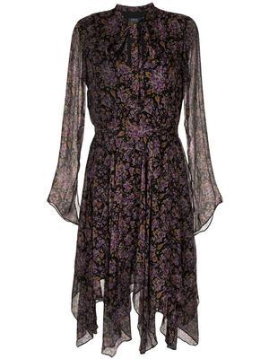 Floral Print Warren Dress