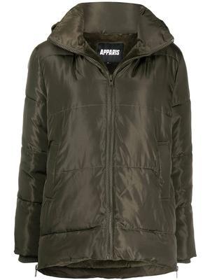 Ely Nylon Puffer Jacket
