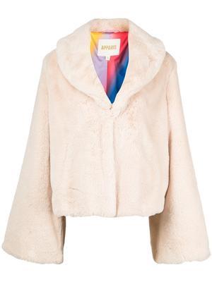 Fiona Koba Faux Fur Jacket
