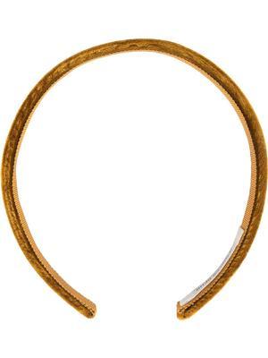 Charlize Velvet Headband