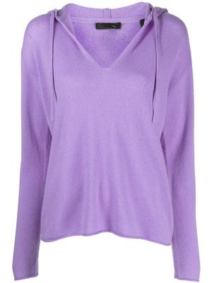 Bright Cashmere Pullover Hoodie