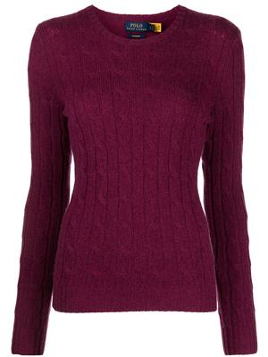 Julianna Classic Cable Knit Sweater