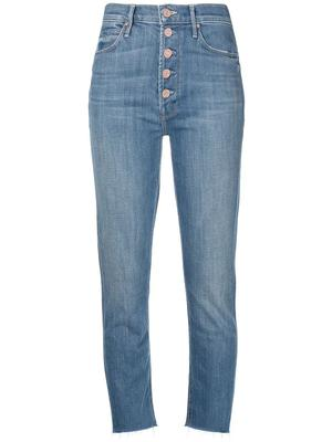 The Pixie Dazzler Ankle Fray Jean