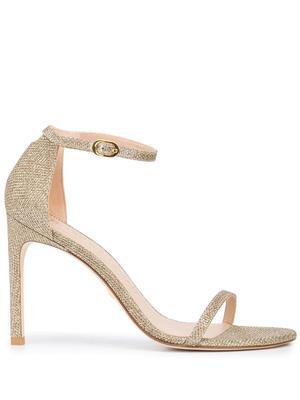Nudistsong Glitter Sandal