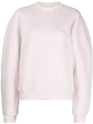 Tarron Mock Neck Sweatshirt