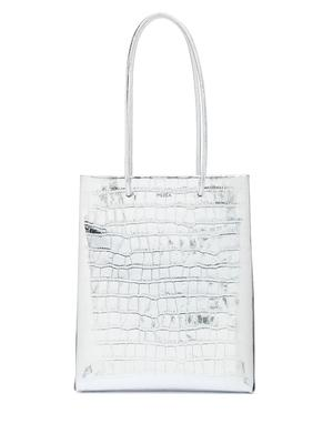 Busted Tall Croc Tote