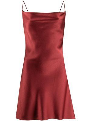 Harmony Draped Slip Dress