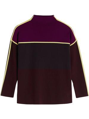 Color Block Sweter