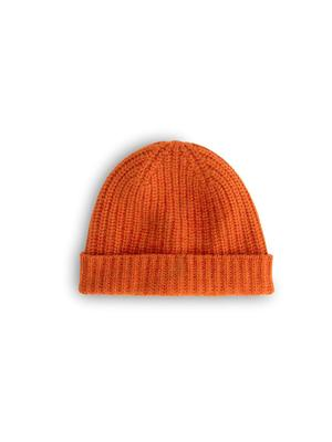 Solid Cashmere Beanie