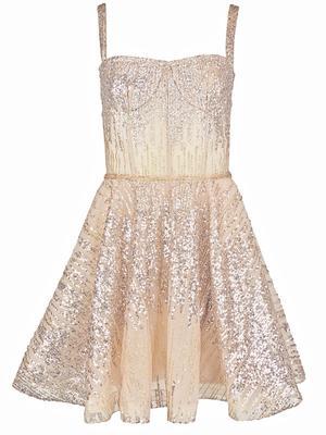 Mademoiselle Mini Dress