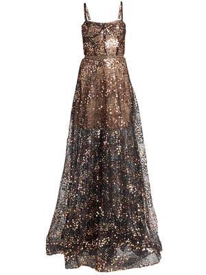 Midnight Noir Gown