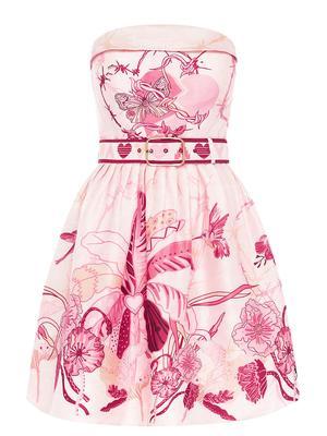 Amor Bustier Mini Dress