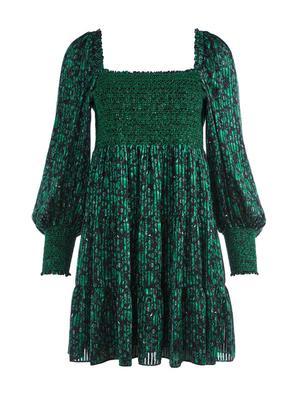 Rowan Tiered Mini Dress