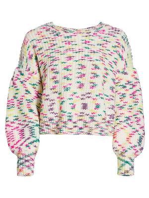Mari Spacedye Sweater