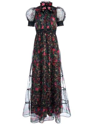Coletta Floral Maxi Dress