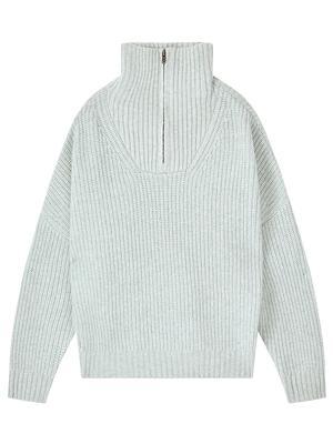 Tierra Cashmere Turtleneck Sweater