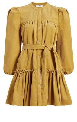 Lanie Corduroy Dress