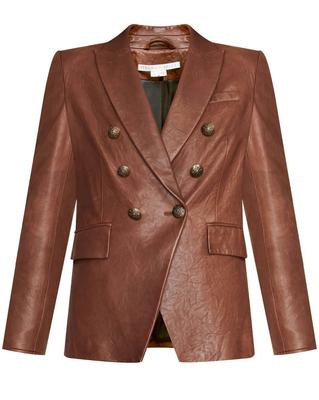 Miller Leather Dickey Jacket
