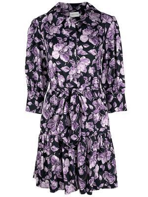 Sophia Floral Poplin Dress