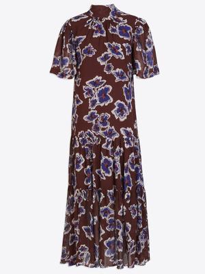 Rochelle Floral Midi Dress