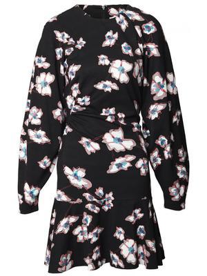 Noemie Printed Dress