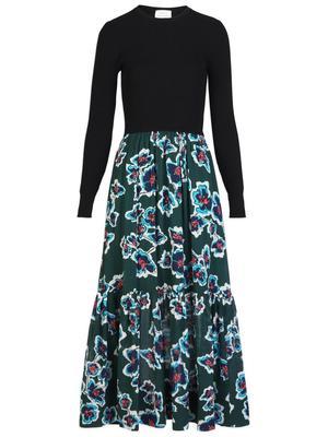 Larissa Stretch Knit Midi Dress