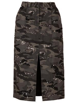 Raj Midi Skirt