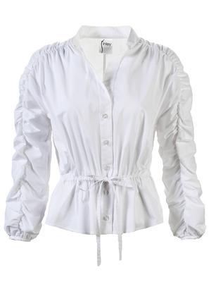 Marcella Silky Poplin Shirt