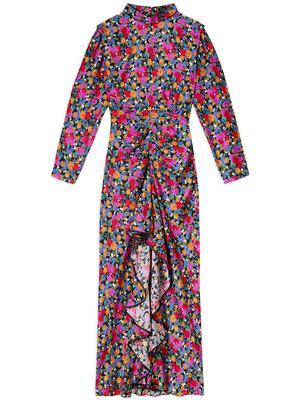 Cherie Floral Midi Dress
