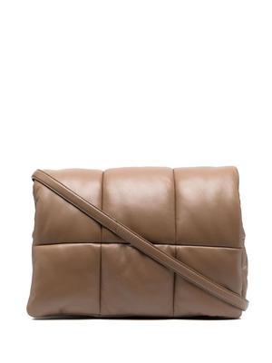 Wanda Quilted Shoulder Bag