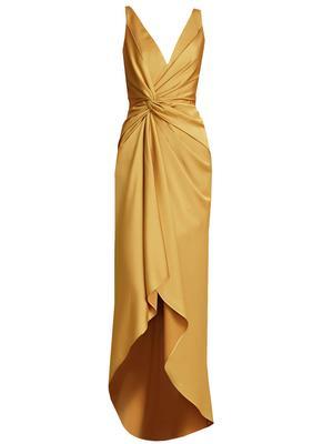Reilly Twist Front Dress