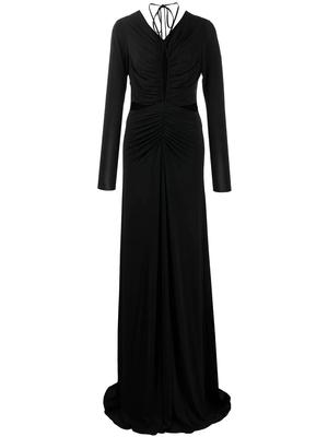 Baylee Jersey Gown