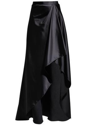 Penelope Evening Satin Skirt