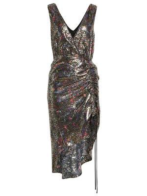 Printed Eden Dress