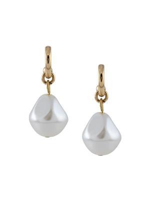 Perle Hoop Earrings