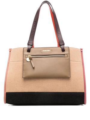 Cecila Tote Bag