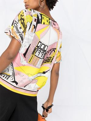 PINK/YELLOW/BLK
